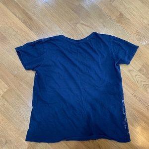 Tops - Lucky brand 100% cotton boho T-shirt